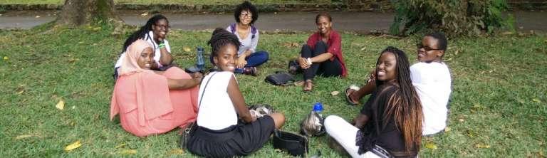 La première promotion de la African Leadership University, à l'Ile Maurice