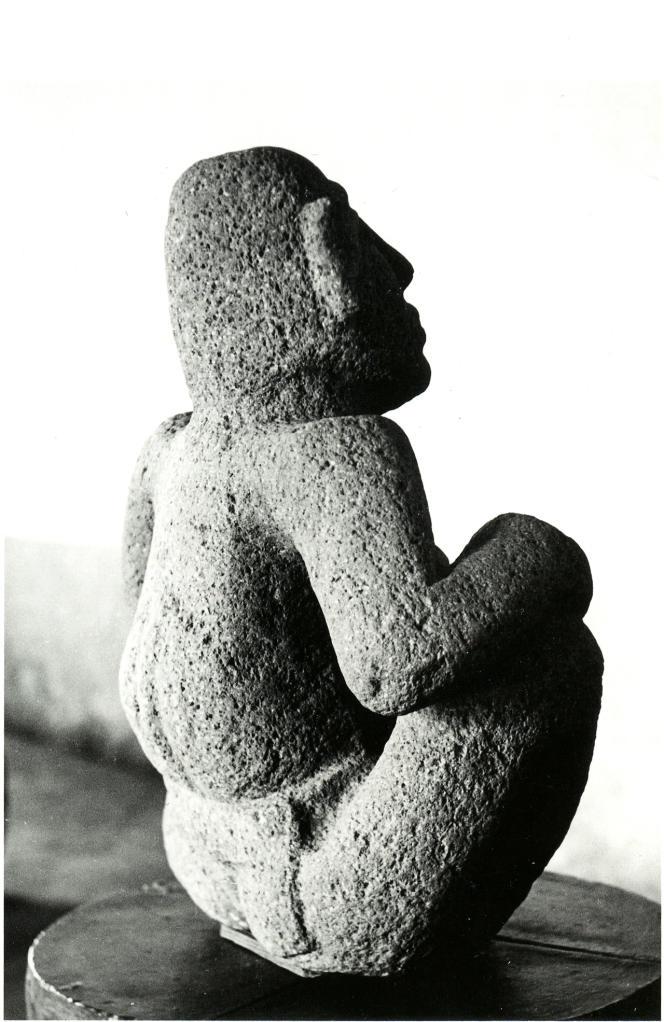 Statuette Chupicuaro issue de la collection de Josef Albers.
