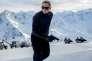 Daniel Craig portait une montreOmega Seamasterdans «Spectre».