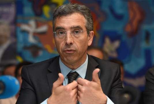 Dominique Reynié, candidat LR en Languedoc-Roussillon-Midi-Pyrénées.
