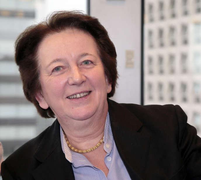 Francine Mariani-Ducray, membre du CSA.