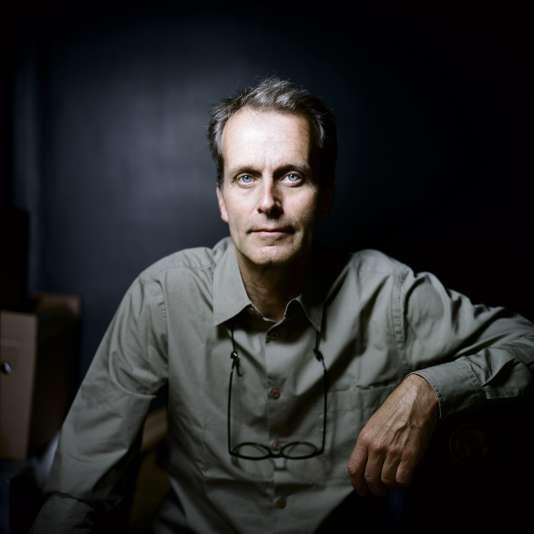 Pascal Cribier, en 2009.