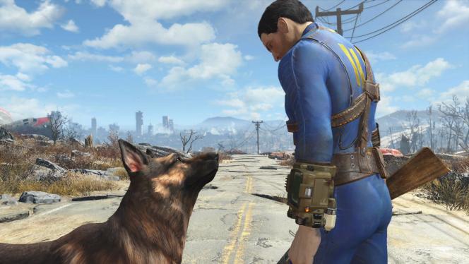 La licence-phare de jeux «Fallout» est développée par Bethesda, l'un des studios rachetés par Microsoft en septembre 2020.