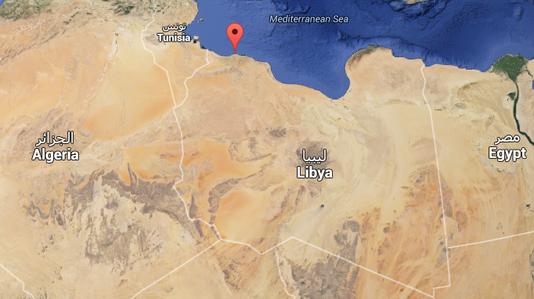 La capitale libyenne, Tripoli.