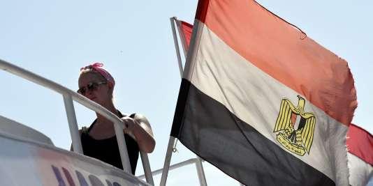 Quelque 80 000 touristes russes seraient présents actuellement en Egypte.