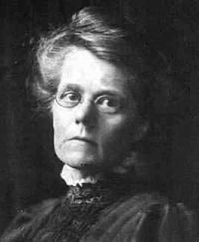 Alicia Boole Stott (1860-1940).