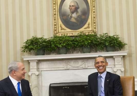 Enjeu de cette rencontre à Washington : un nouvel accord d'aide militaire américaine à l'Etat d'Israël.