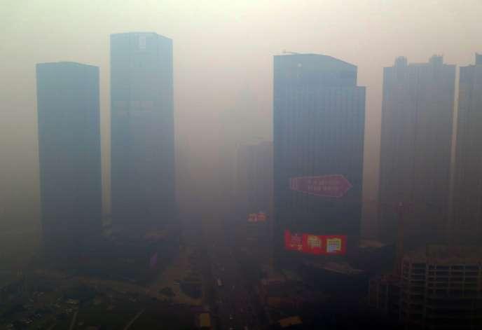 Dans la ville chinoise de Shenyang le 8 novembre 2015.