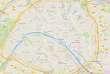 Carte de Paris dans Google Maps.