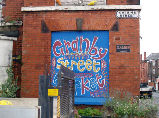 Le quartier de Granby, à Liverpool, a bénéficié du programme de maisons à une livre.