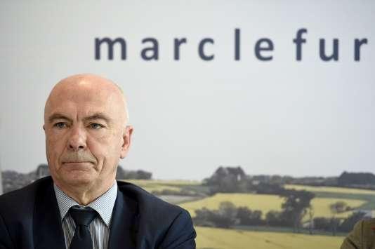 Marc Le Fur, candidat de la droite en région Bretagne.
