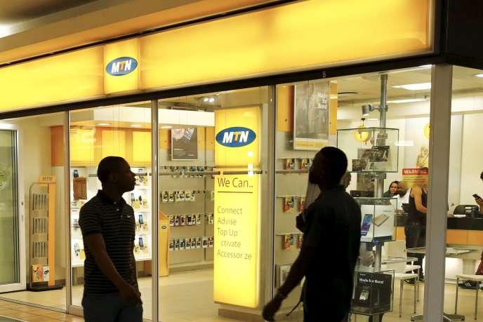 Le sud-africain MTN est le premier opérateur africain de télécommunications.
