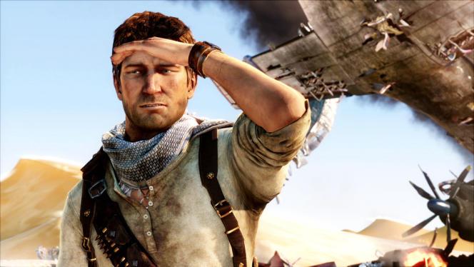 Graphismes travaillés, doublage et mise en scène cinématographiques, ambitions commerciales élevées : « Uncharted » est de la race des jeux « AAA ».