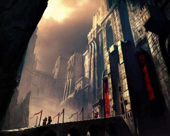 """""""Prince of Persia : L'Ame du guerrier"""" devait être développé au Maroc. Sa relocalisation à Montréal a définitivement assis l'importance du studio québécois d'Ubisoft."""