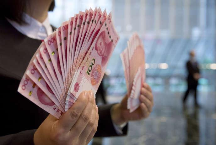 « Le seuil des 6,90 RMB pour 1 USD pourrait être atteint rapidement, notamment en cas de hausse (probable) des taux directeurs américains en décembre.»