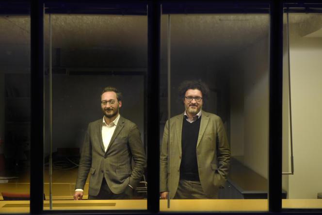 Débat entre Fabrice de la PATELLIERE, directeur des fictions de Canal+ et Olivier WOTLING, directeur de l'unité de programmes fictions à Arte.
