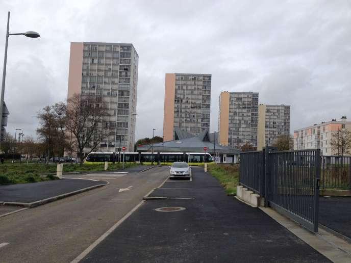 Le quartier de Pontanezen, à Brest, a été restructuré dans le cadre d'une vaste opération de rénovation urbaine.