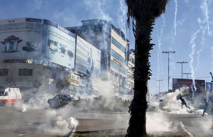Des affrontements meurtriers ont éclaté entre Palestiniens et soldats israéliens vendredi 13 novembre à Hébron.