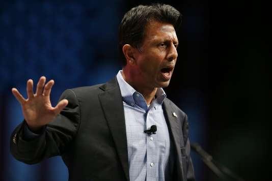 Bobby Jindal s'était adressé à l'électorat républicain, à Orlando (Floride) le samedi 14 novembre.