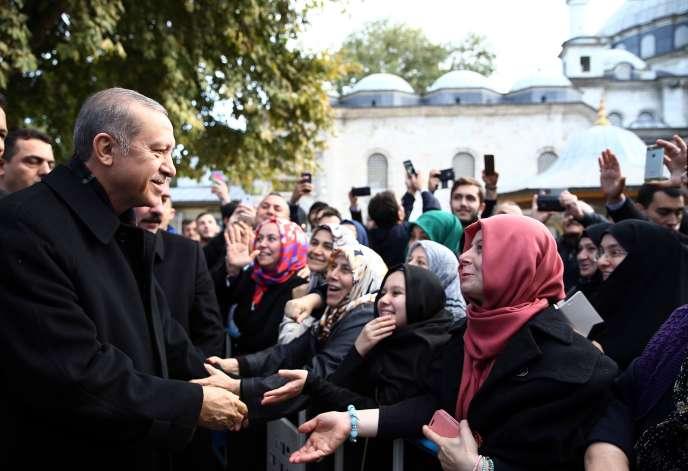 Le président turc, Recep Tayyip Erdogan, pourra se targuer de vraies avancées en matière de régulation financière