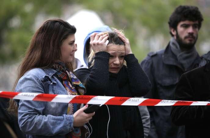 Que ce soit rue de Charonne (11e), dans le Bataclan où à proximité du Stade de France, ils ont été témoins de ces scènes d'horreur, vendredi soir, et racontent ce qu'ils ont vu et ressenti.