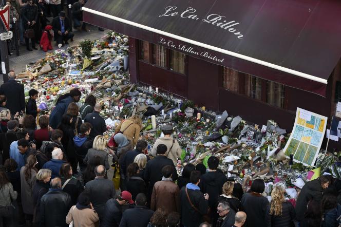 Plusieurs dizaines d'étudiants et de professeurs d'universités font parties des victimes des attaques de vendredi.