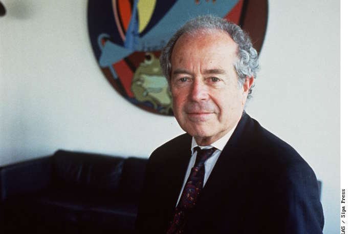 Jean Saint-Geours, en 1993.