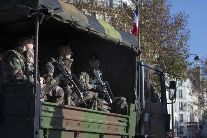 L'état d'urgence a été prolongé de trois mois à la suite des attentats.