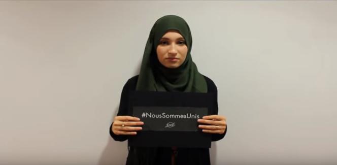 L'association des étudiants musulmans de France a réalisé une vidéo au lendemain des attentats de Paris du 13 novembre, afin de prôner la solidarité et l'union nationale.
