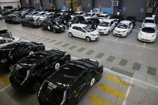 Renault Nissan va fournir 200 véhicules électriques à l'occasion de la 21e conférence internationale sur le climat (COP21) pour assurer les navettes entre les différents sites.