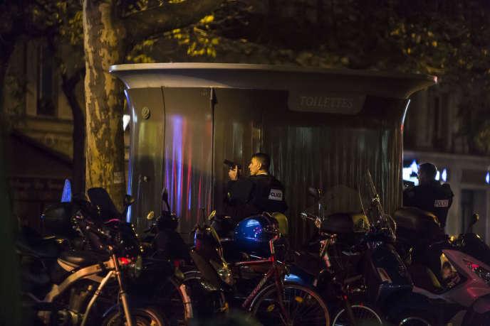 L'assaut des forces de police a eu lieu peu après 22 heures.