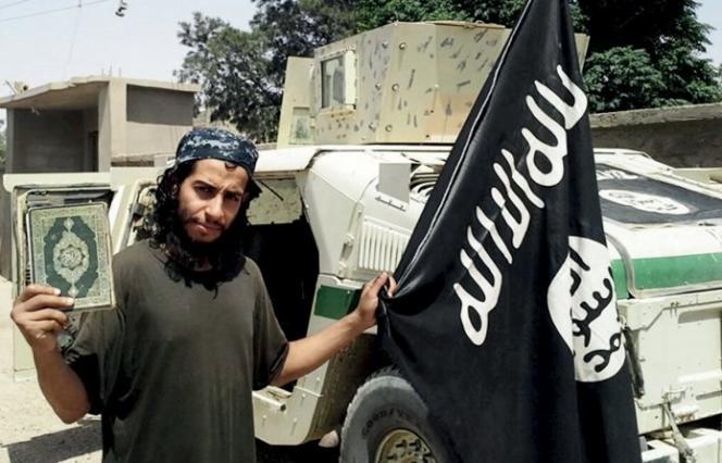 Portrait non daté diffusé dans le magazine djihadiste