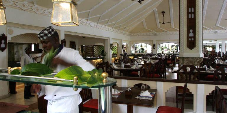 Un hôtel à Mombasa (Kenya), une destination présente sur le site de Jovago.
