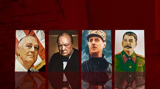 Roosevelt, Churchill, de Gaulle et Staline furent tôt alertés qu'un génocide se préparait  en Europe.