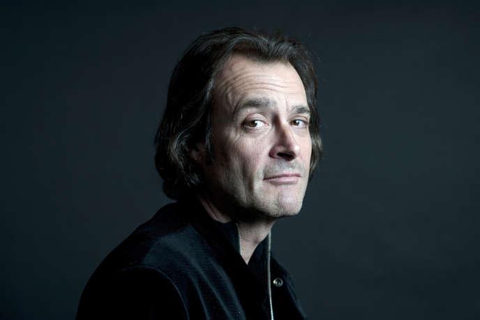 Frédéric Boyer en 2013.