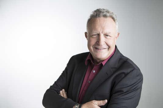Michel Field est le nouveau directeur exécutif de France 5.
