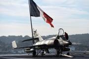 Sur le porte-avions «Charles-de-Gaulle», à Toulon, le 18 novembre 2015.