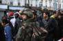 « La génération issue de l'immigration de travail non européenne de l'après-guerre fait face à des difficultés d'insertion professionnelle bien supérieures à la moyenne de la population» (Photo: Saint-Denis, en Seine-Saint-Denis, le 18 novembre 2015).