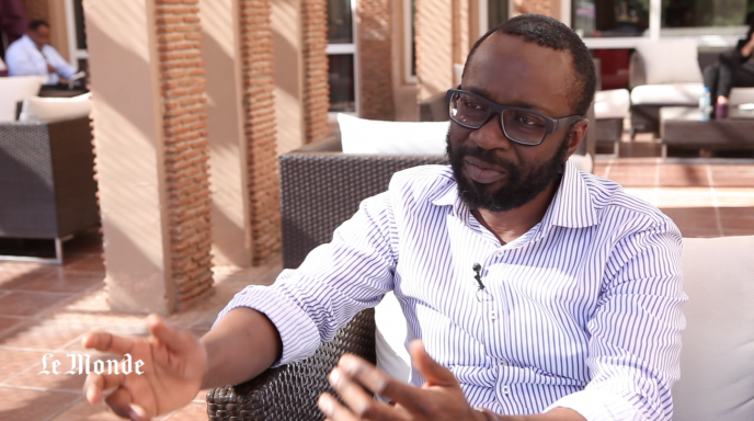 Tayo Oviosu, fondateur de Paga, première plate-forme de paiement par téléphone portable au Nigéria.