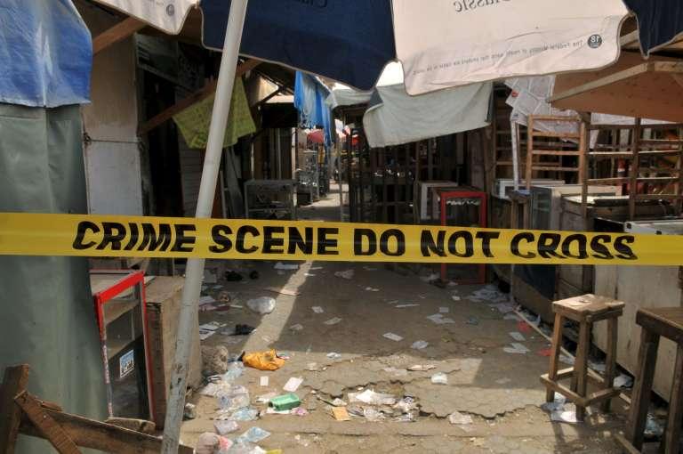 La ville de Kano, au Nigeria, subit régulièrement des attentats comme ici le 19novembre.