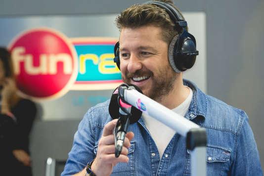 Bruno sur Fun radio le 6 Novembre 2015.