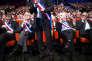 Rassemblement des maires de France au Palais des congrès, le 18 novembre 2015, à Paris.