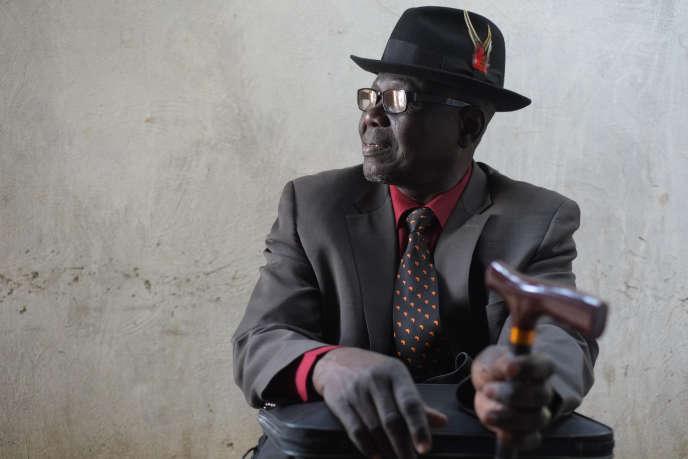 Souleymane Guengueng, aujourd'hui âgé de 66 ans, est sorti en 1990 comme un