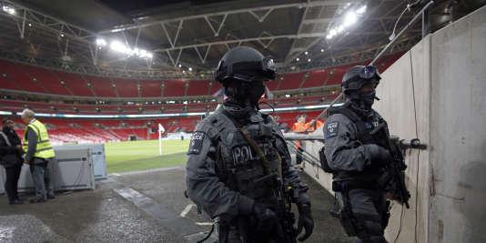 Les événements sportifs en Europe sont sous étroite surveillance, après les attentats de Bruxelles.    NOT FOR MARKETING OR ADVERTISING USE / RESTRICTED TO EDITORIAL USE