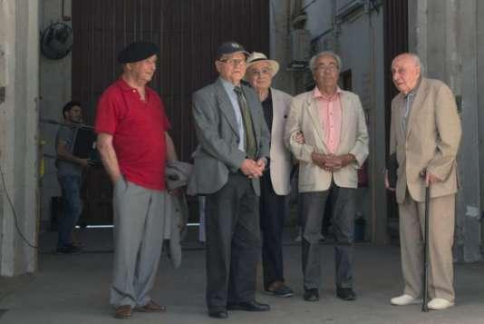 Cinq survivant témoignent de ce moment de fraternité vécu à Eysses.
