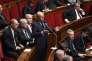 Eric Ciotti, du parti Les Républicains, à l'assemblée nationale à Paris le 18 novembre 2015.