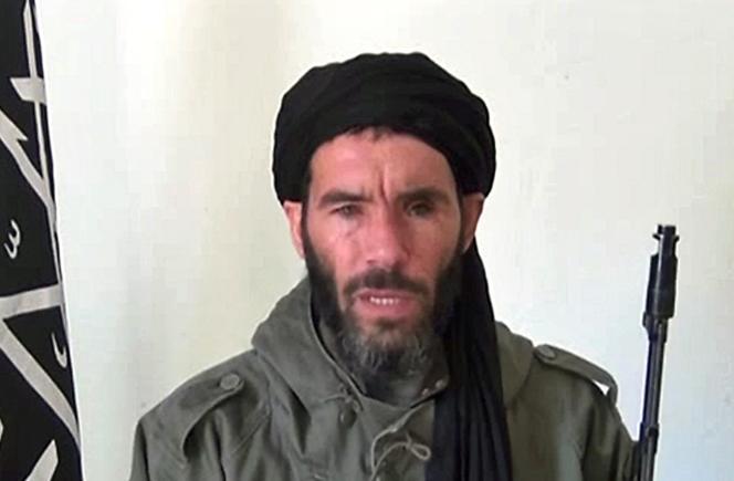 Mokhtar Belmokhtar, le chef du  groupe Al-Mourabitoune.