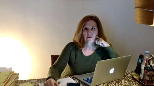 Catherine Winckelmuller, agent d'auteurs et de réalisateurs,  a fondé l'agence artistique Agents Associés il y a vingt-cinq ans.