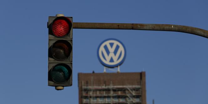 Le siège de Volkswagen à Wolfsburg, le 20 novembre.