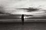 Die Beschreibung der Sonne (La Description du soleil), photographie en noir et blanc de Barbara et Michael Leisgen, 1975.